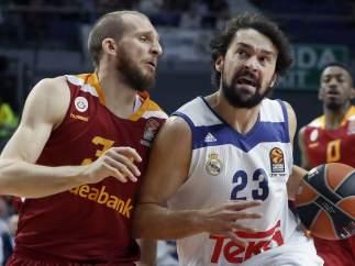 Llull ante el Galatasaray