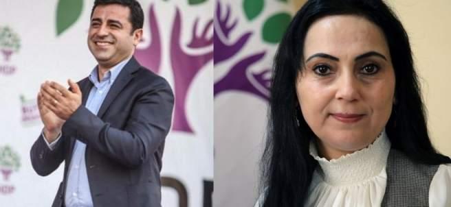 Selahattin Demirtas y Figen Yüksekdag, de la izquierda kurda de Turquía