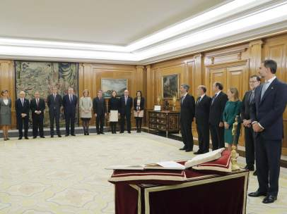 Segundo Gobierno de Rajoy