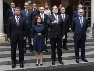 Nuevo Ejecutivo de Rajoy