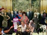 Meme de los nuevos ministros
