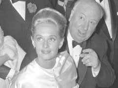 Hitchcock y Hedren