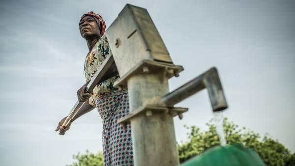 Proyecto de Oxfam en Burkina Faso por Cambio Climático