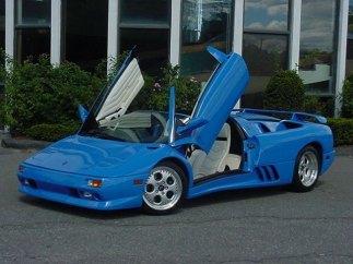 Lamborghini Diablo Roadster VT 1997