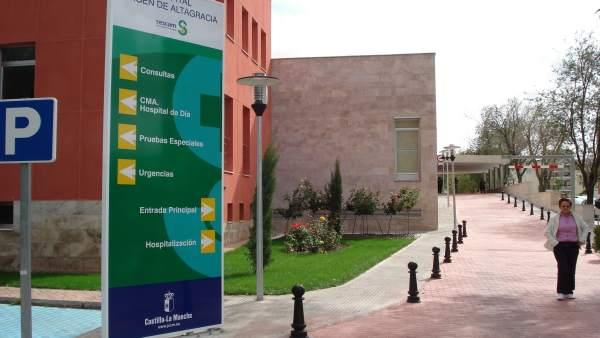 Hospital De Manzanares