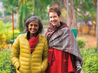 Sunil Gupta y Charan Singh - Getta y Kath