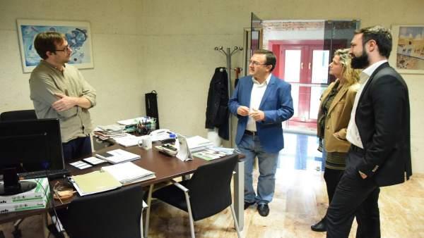 (CON AUDIO Y FOTO) El PSOE Exige Al Gobierno Que Devuelva A Málaga A La Primera