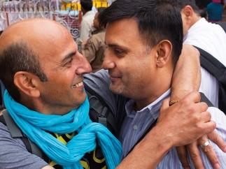 Sunil Gupta y Charan Singh - Zahij y Ranjan