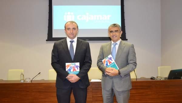 Presentación del libro sobre cooperativismo, de Cajamar