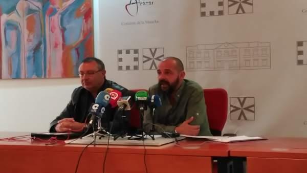 NP Presentados Los Encuentros Cervantinos Y Exposición 'De Un Lugar De La Mancha