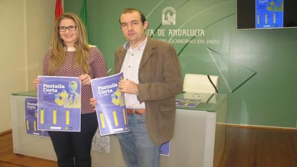 Presentación de la XXI edición del ciclo 'Pantalla Corta' .
