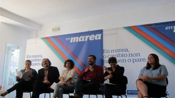 Grupo Parlamentario de En Marea tras elecciones del 26 de junio