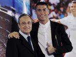 Ronaldo, de blanco hasta 2021