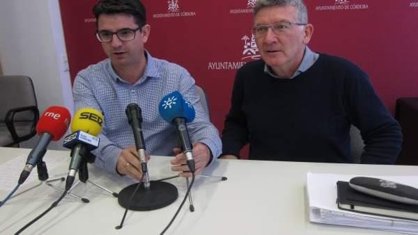 Pedro García y Emilio García