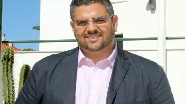 El concejal de Medio Ambiente en Mijas José Antonio González.