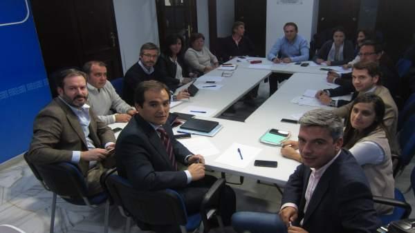 Consejo de Alcaldes del PP de Córdoba
