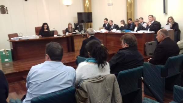 Declaración del abogado imputado en la operación 'Trigo Limpio'