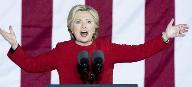 Hillary Clinton cierra campaña