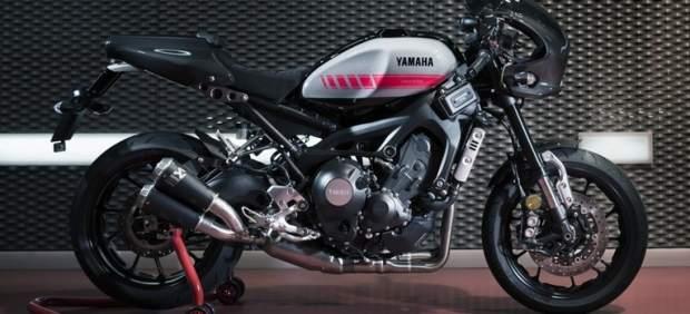 Yamaha XR900 Abarth