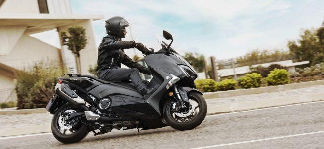 Yamaha TMAX, llegará en marzo en tres versiones