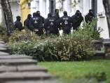 Detenciones en Alemania