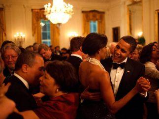 Baile con Michelle