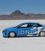 Prototipo de Hyundai Ioniq