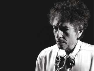 William Claxton - Bob Dylan