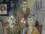 Die Familie des Malers Adalbert Trillhaase, 1923