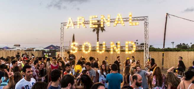 EL ARENAL SOUND 2017 SE CELEBRARÁ EN BURRIANA