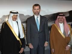 Rey Felipe en Arabia Saudí