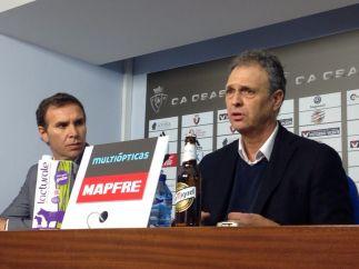 Joaquín Caparrós nuevo entrenador del Osasuna