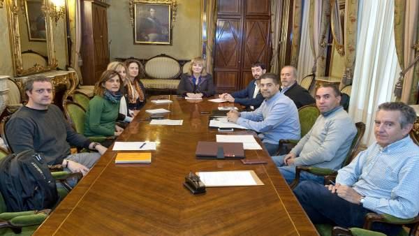 Primera reunión del grupo de trabajo del Gobierno y la comunidad islámica