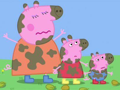 'Peppa Pig: Las botas de oro'