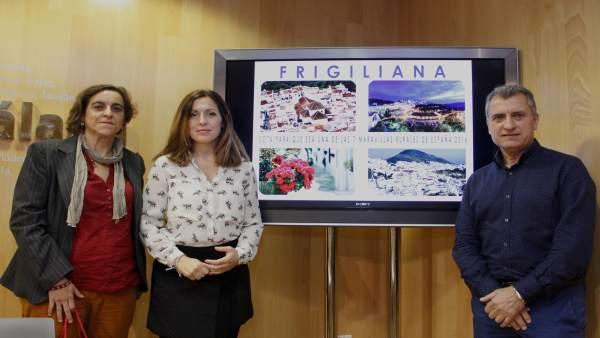 Frigiliana opta a convertirse en una de las 7 maravillas