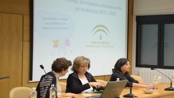 Presentación del II Plan de Infancia y Adolescencia.