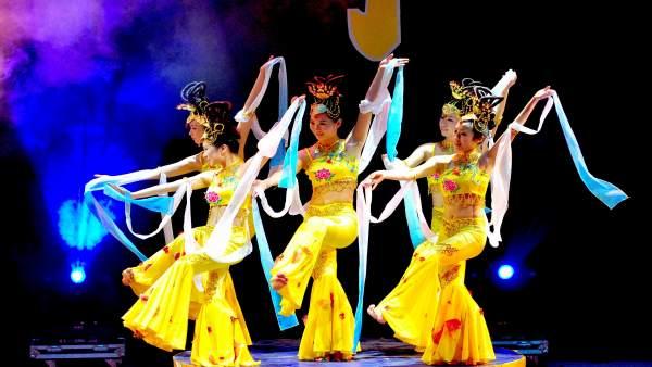 Artistas chinas, ballet chino
