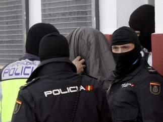Célula yihadista en Ceuta