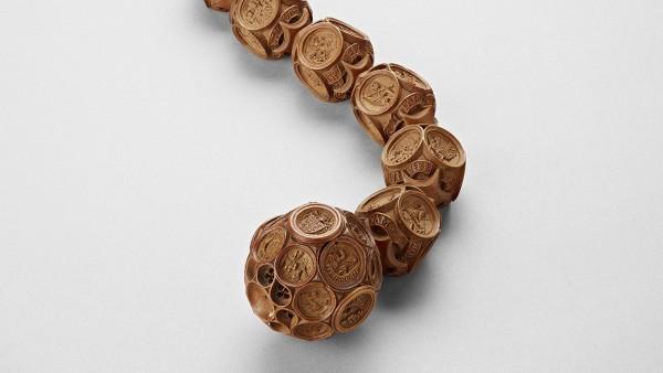 South Netherlandish - Rosary, 1509 - 1526