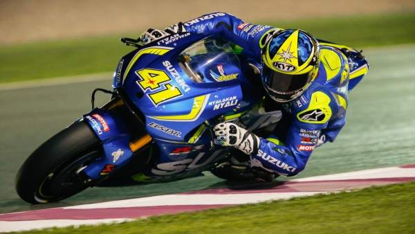 "Motociclisme/Com.Valenciana.- Aleix Espargaró: ""No he aconseguit rodar més agressiu ni empènyer com volia"""