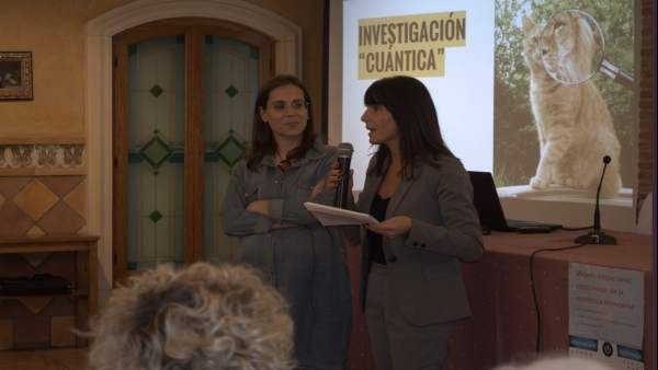 La diputada Dolores Martínez ha clausurado las jornadas de mujeres empresarias.