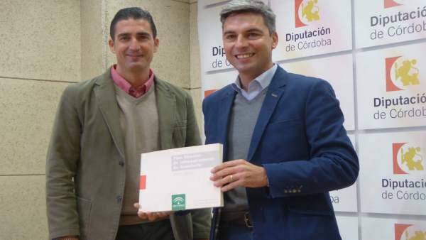 Palomares y Lorite en la Diputación