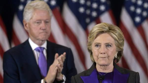 Hillary Clinton culpa al FBI de su derrota electoral