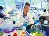 Un laboratorio científico