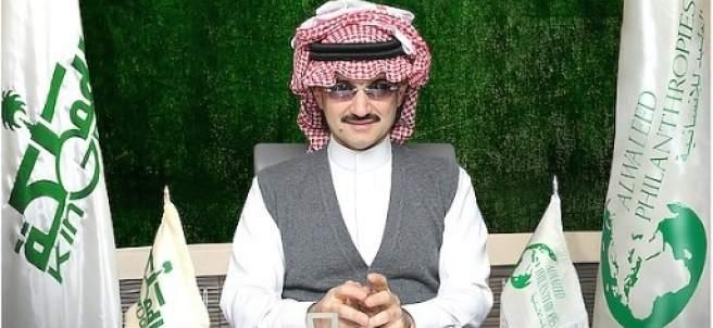 Príncipe saudí Alwaleed bin Talal