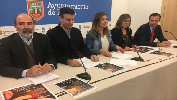 Presentación de la quinta edición de 'Devora, es Burgos'