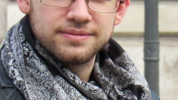 El periodista vallisoletano Carlos Cuesta