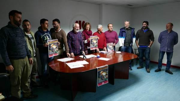 Presentación Campaña Denuncia Automoción Da CIG Industria