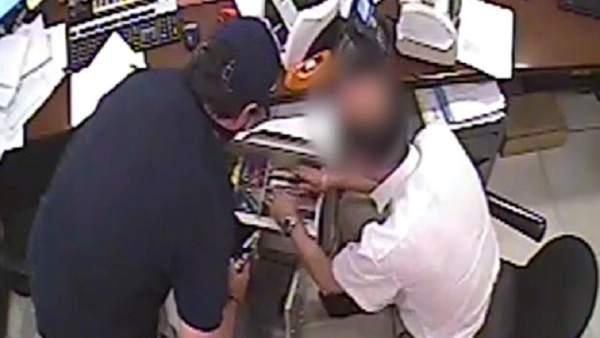 Detenidos por atracar bancos a punta de pistola