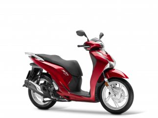 Honda Scoopy SH125